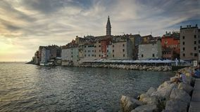 Rovinj croatia royalty free stock photo