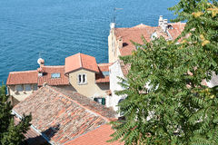 Rovinj in Croatia Stock Photo