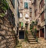 Rovinj, Croatia. Royalty Free Stock Photo