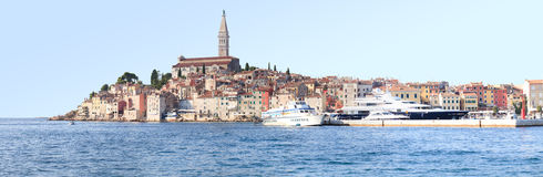 Rovinj, Croatie Images libres de droits