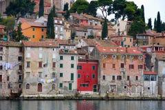 Rovinj, Croatie Photos libres de droits