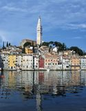 Rovinj, Croatie images stock