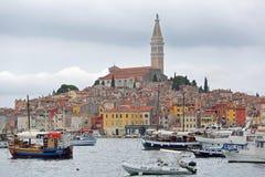 Rovinj Croatie Photographie stock libre de droits