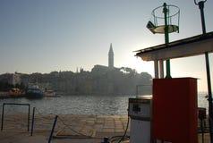 rovinj de la Croatie Images stock