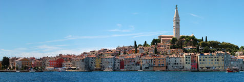 rovinj de la Croatie de ville Photo libre de droits