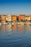 rovinj de marina Photos stock