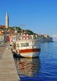 Rovinj en Croatia Foto de archivo libre de regalías