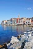 Rovinj en Croatia Fotos de archivo