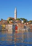 Rovinj, Istria Fotografía de archivo libre de regalías