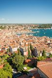 Rovinj, Istria, Croatia. royalty free stock images