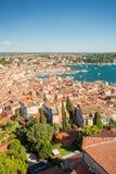 Rovinj, Istria, Croatia. royalty free stock photography