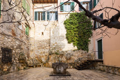 Rovinj. Istria. Croatia. Royalty Free Stock Photography