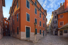Rovinj. Istria. Croatia. Stock Image
