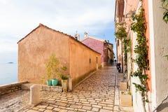 Rovinj. Istria. Croatia. Stock Photo