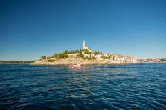 Rovinj, Istria, Croatia. royalty free stock photo