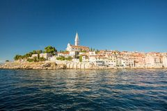 Rovinj, Istria, Croatia. stock photos