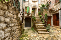 Rovinj Istria kroatien lizenzfreie stockbilder