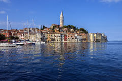 Rovinj - Istrian Peninsula - Croatia Royalty Free Stock Images