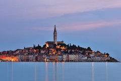 Rovinj - Istrian Peninsula - Croatia Stock Photography