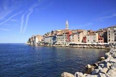 Rovinj Kroatië Royalty-vrije Stock Afbeeldingen