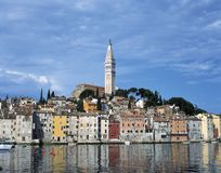 Rovinj, Kroatië Stock Fotografie
