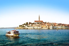 Rovinj, Kroatië Royalty-vrije Stock Afbeelding