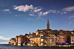 Rovinj, Kroatië Royalty-vrije Stock Foto's
