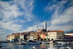 Rovinj, Kroatien. Stockfotografie
