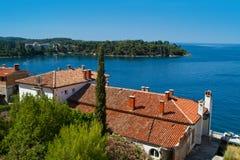 Rovinj, Kroatien Stockfoto