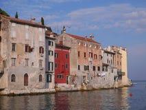 Rovinj in Kroatien Lizenzfreie Stockfotografie