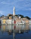 Rovinj, Kroatien stockbilder
