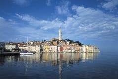 Rovinj, Kroatien Stockbild