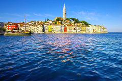 Rovinj old city, Croatia Royalty Free Stock Photos