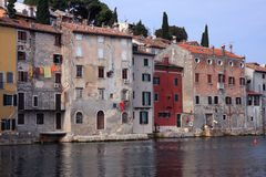 Rovinj old town, Croatia Royalty Free Stock Image