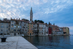 Rovinj, from other site Royalty Free Stock Photography