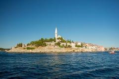 Rovinj, Istria, Croatia. royalty free stock photos