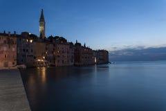 Rovinj senset, Chorwacja zdjęcia royalty free