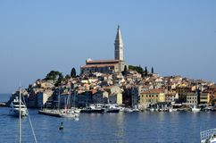 Rovinji (Croatia) Stock Photography