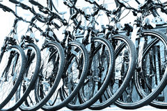 Bikes Royalty Free Stock Image