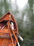Row-boat Royalty Free Stock Image