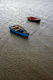 Row Boats royalty free stock photography