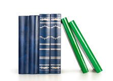 Row of books Royalty Free Stock Photo