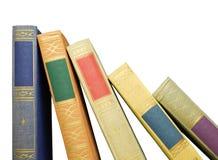 Row of books Royalty Free Stock Photos