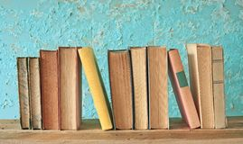 Row of books, Royalty Free Stock Photography