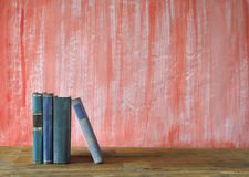 Row of books, Stock Photography