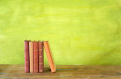 Row of books, Royalty Free Stock Photo
