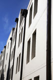 Row of buildings royalty free stock photography