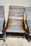 Row of chairs Stock Photography