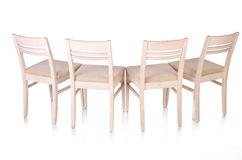 Row of chairs Royalty Free Stock Photography