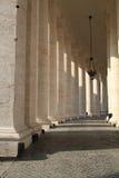 Row of column Royalty Free Stock Image